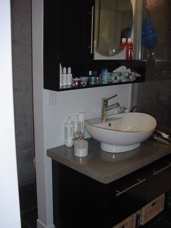 Montr al loft meubl louer entremontrealais for Studio meuble a montreal