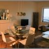 Condo de style Loft meublé avec Garage intérieur