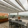 Superbe logement de style loft meublé avec terrasse