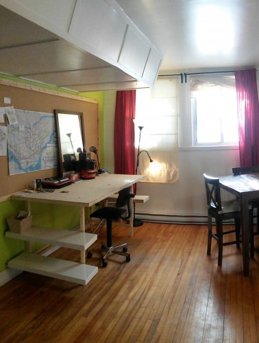 Parc lafontaine appartement meubl entremontrealais for Appart meuble montreal