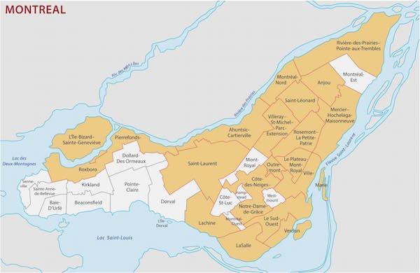 Plan de Montreal