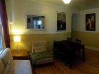 Meublé, tout inclus, 3 chambres au Parc Lafontaine