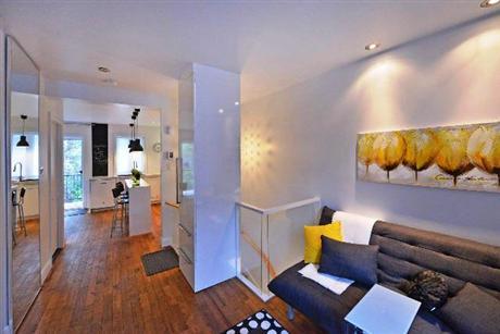 Appartement meubl montr al centre ville for Appartement meuble montreal