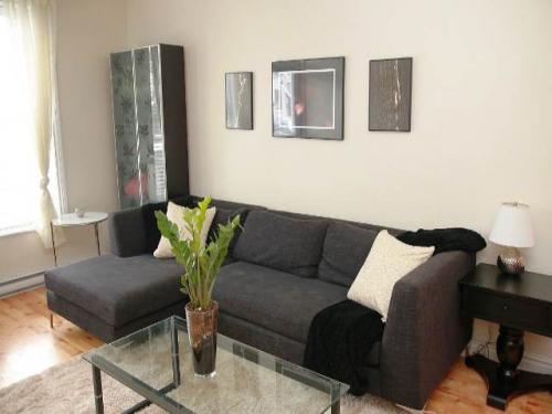 Appartement Meublé à Deux Pas Du Métro Montreal Rosemont Idees De Conception De Maison
