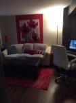Appartement charlesbourg 3 1/2 chauffé/éclairé libre rapidement!