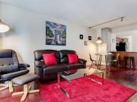 Luxueux condo entièrement meublés et équipés