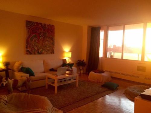 Appartement 3 1/2 semi meublé - Côte des Neiges - CESSION ...