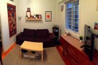 Appartement 3 1/2 meublé – Parc Lafontaine